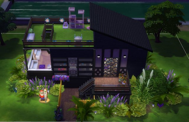 Sims 4 - Screenshot